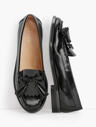 Laura Tassel Loafers
