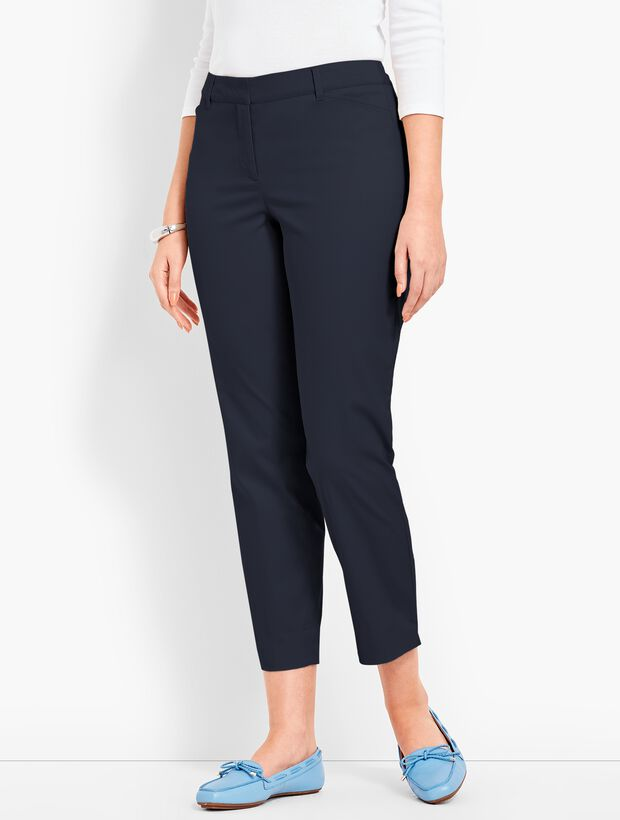The Perfect Crop - Curvy Fit