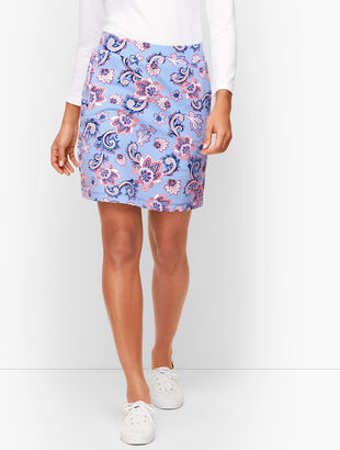 Everyday Yoga Skort - Paisley
