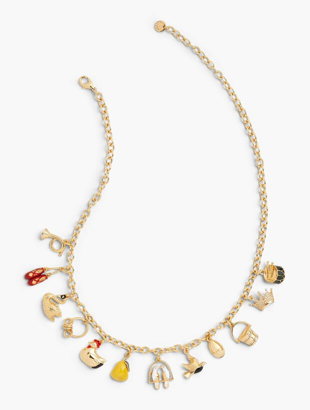 Holiday Charm Necklace