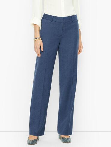 Italian Stretch Flannel Windsor Pants