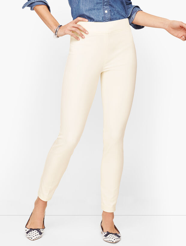 Talbots Essex Ankle Pants - Curvy Fit