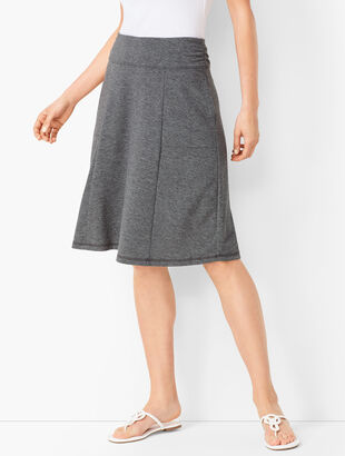 cf1549ef3b French Terry Skirt