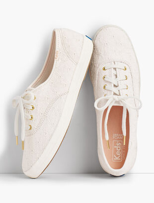 Keds™ Champion Sneakers - Eyelet