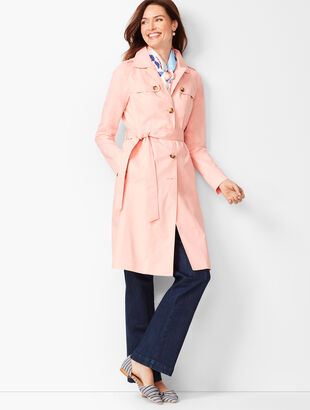 92bfa63a4016 Modern Trench Coat. Available in 1 Color