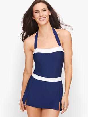 Miraclesuit® Halter Swim Dress