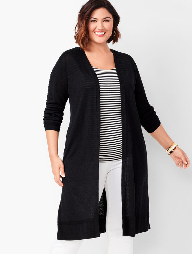 Lightweight Duster - Solid