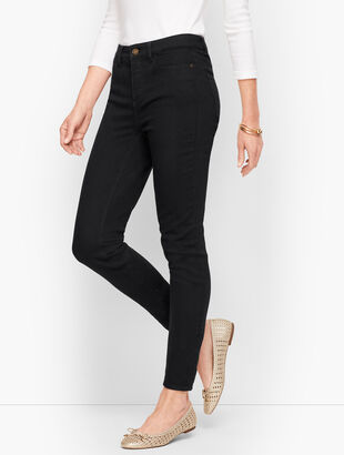 Denim Jegging- Black