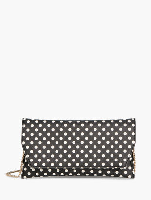 Dot Envelope Clutch