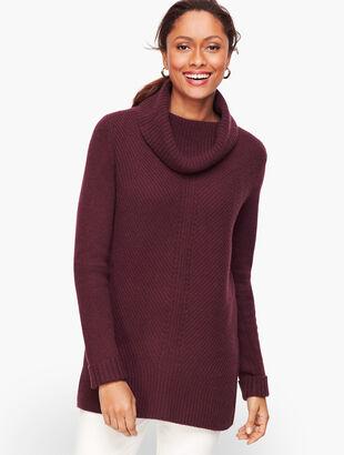 Cashmere Cowlneck Sweater