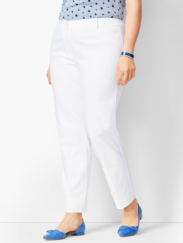 Talbots Hampshire Ankle Pants
