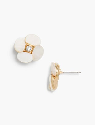 Petite Petals Earrings