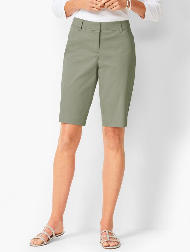 Perfect Shorts - Bermuda Length - Solid