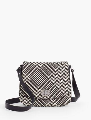 Houndstooth Bag