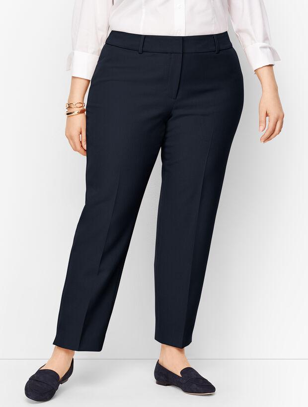 Plus Size Talbots Hampshire Ankle Pants - Curvy Fit