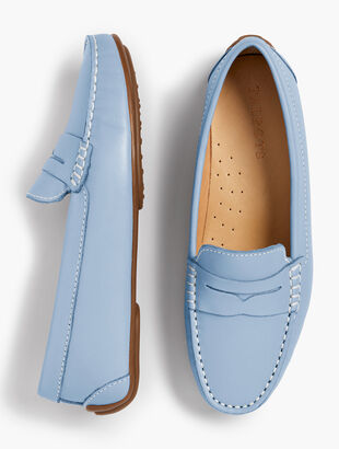 Taylor Penny-Keeper Driving Moccasins