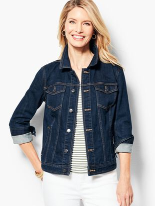 The Classic Denim Jacket - Madison Wash