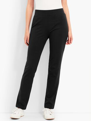 Everyday Full-Length Straight-Leg Yoga Pant