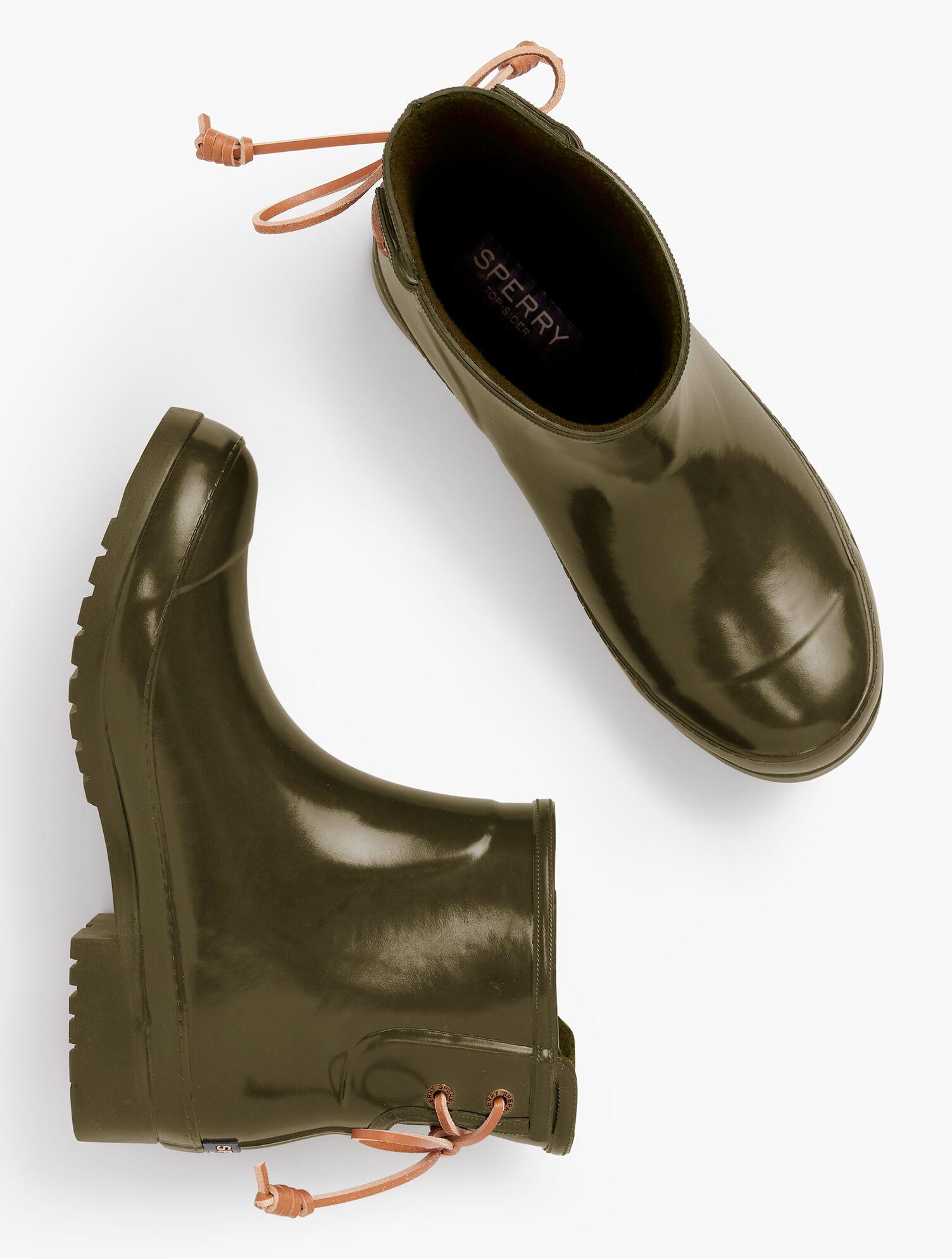 Sperry(R) Walker Rainboots