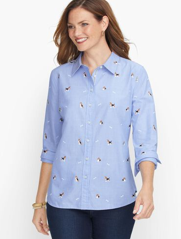 Classic Cotton Shirt - End-on-End