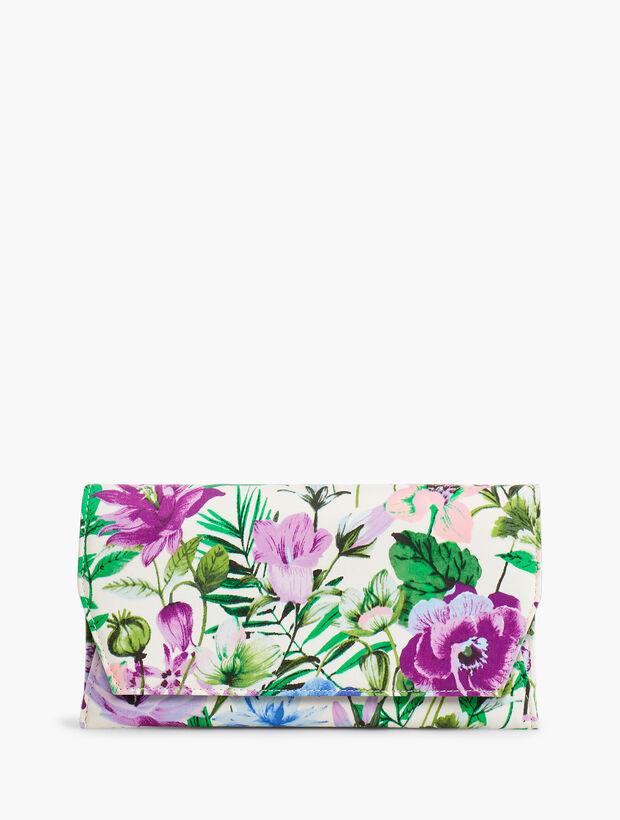 Floral Envelope Bag