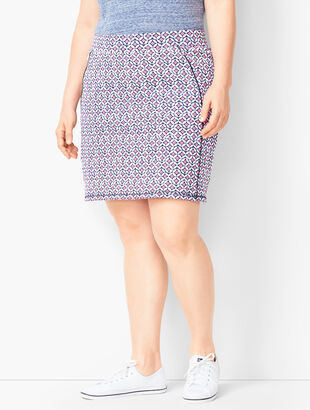 Everyday Yoga Skort - Medallion