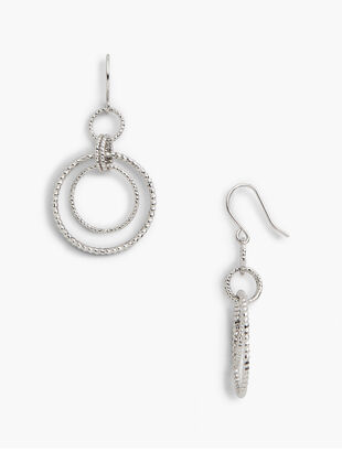 Ring-Drop Earrings
