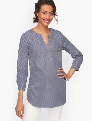 Tunic Popover - Easy Stripe