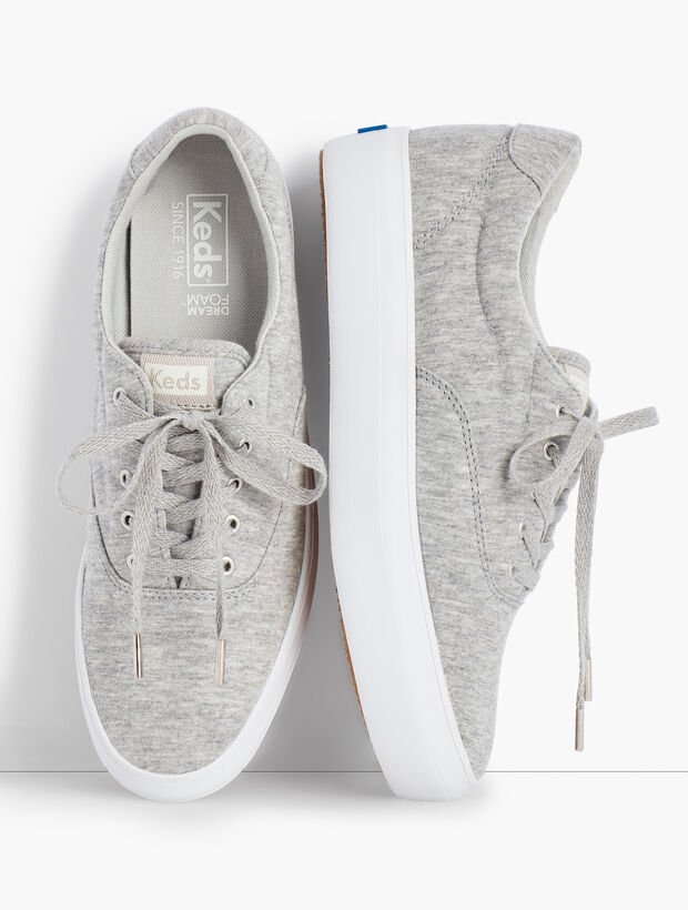 Keds(R) Rise Jersey Sneakers