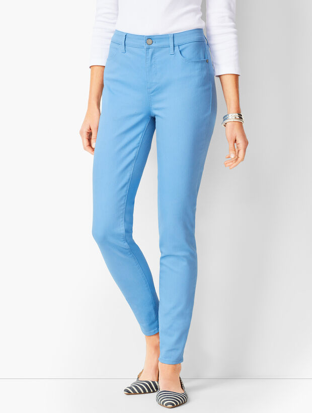 Denim Jeggings - Colored