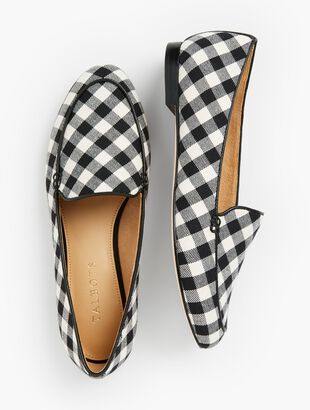 Ryan Loafer - Buffalo Plaid