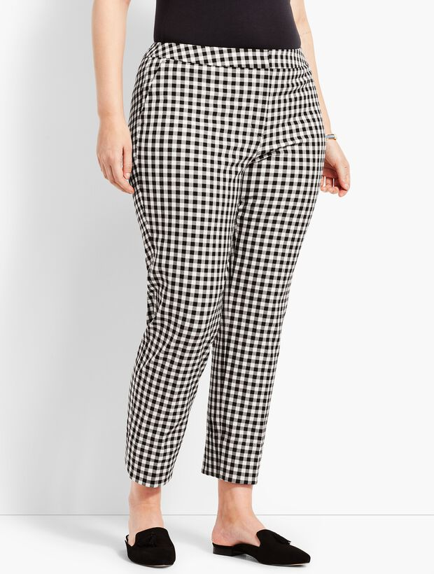 Talbots Hampshire Ankle - Gingham