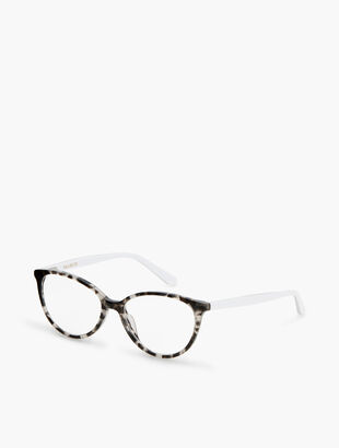 Charlestown Reading Glasses  - White