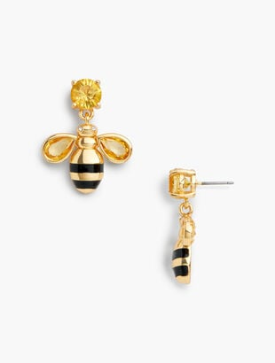 Bumblebee Earrings