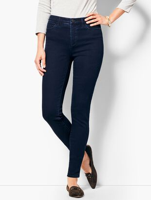 Comfort Stretch Denim Jeggings - Rinse Wash