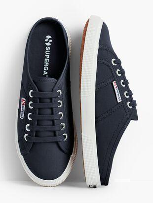 Superga® Canvas Mule Sneakers
