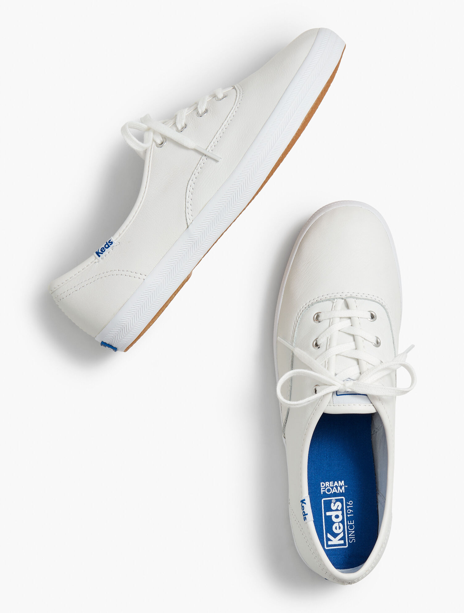 Keds® Champion Sneakers - Leather | Talbots
