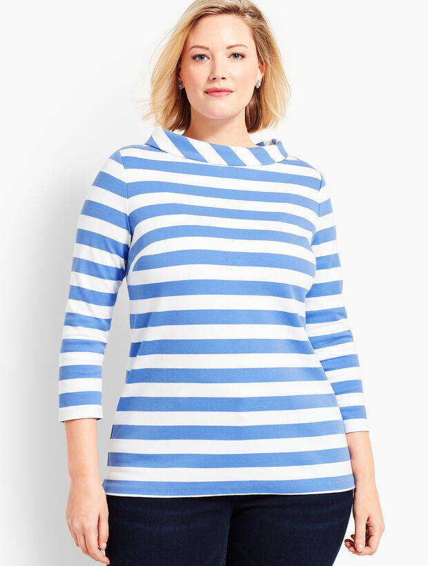 Woman Exclusive Audrey Stripe Tee