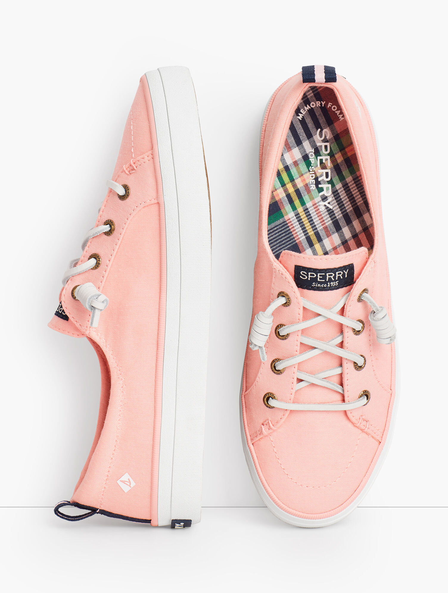 Sperry® Crest Vibe Sneakers | Talbots
