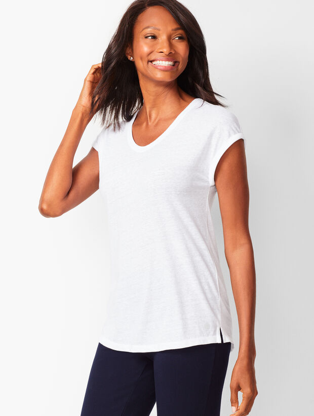 Featherweight Tee - Solid