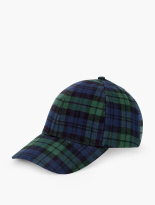 Blackwatch Plaid Cap