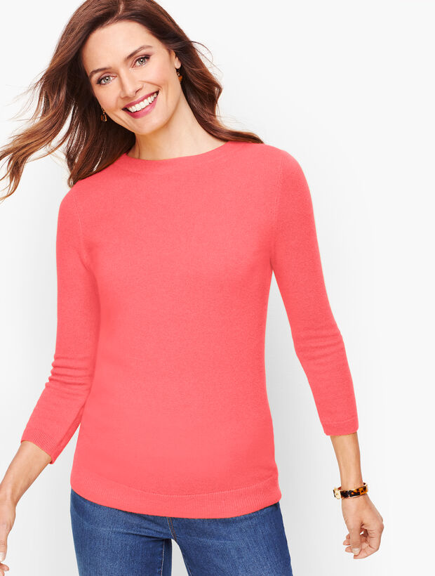 Cashmere Audrey Sweater