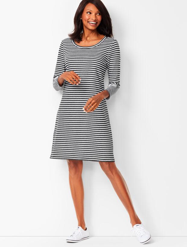 810c982d3d5 Images. Stripe Terry Dress