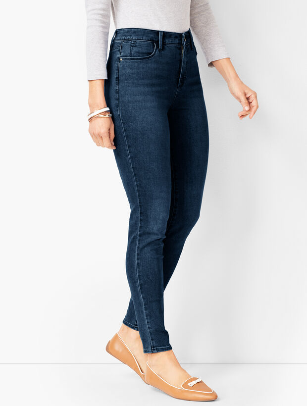 Denim Jegging- Oleander Wash