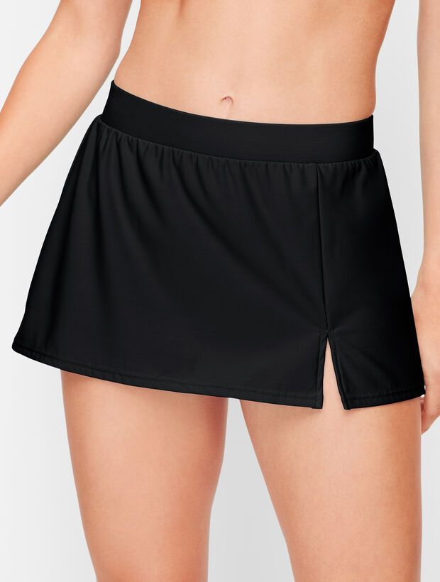 Vented Swim Skirt