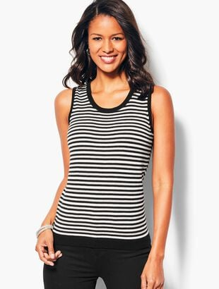 Charming Shell - Mini Stripe