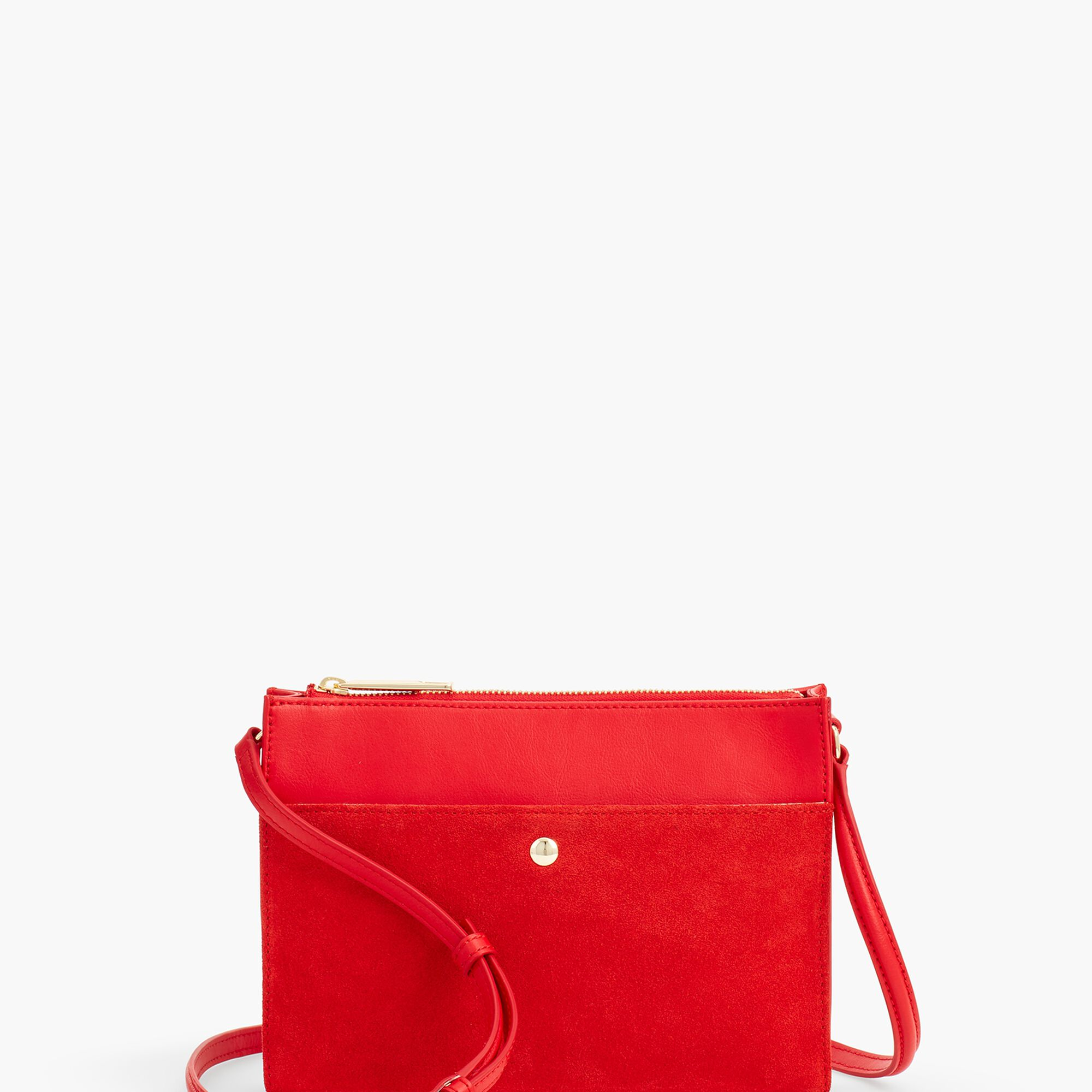 8ac52135f Foxy Luxury Celine Trotteur Small Red Calfskin Leather Crossbody. Small  Crossbody Bag Suede And Leather Opens A New Window. Small Crossbody Bag  Suede And ...
