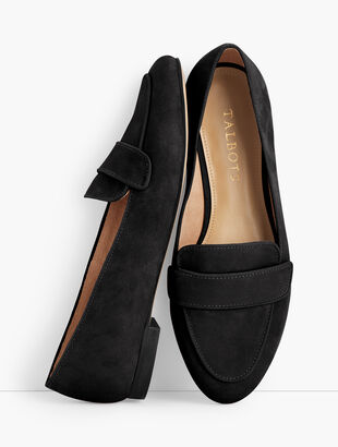 Ryan Keeper Loafers - Nubuck Leather