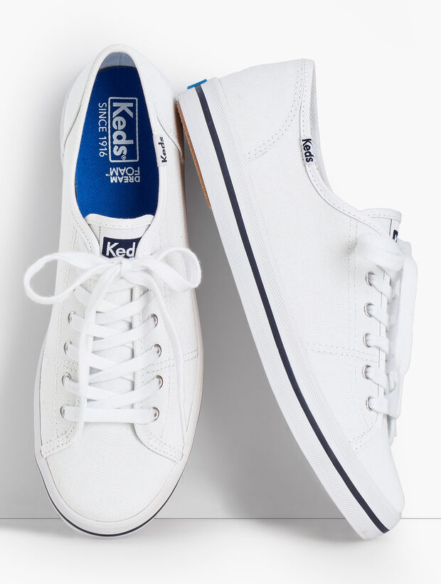 Keds(R)  Kickstart Canvas Sneakers