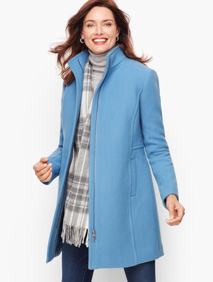 Albury Italian Wool Stadium Coat